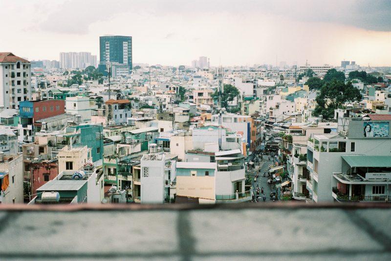 Ho Chi Minh Cityscape